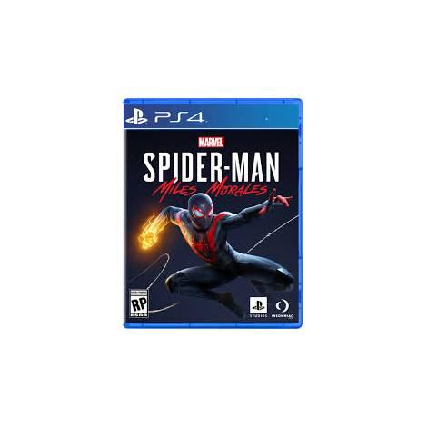 Marvel Spider-Man Miles Morales - Με Ελληνικούς υπότιτλους (PS4)