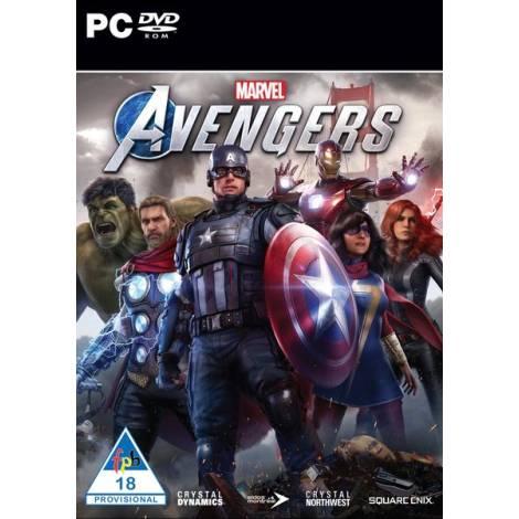Marvel's Avengers  (PC)  CD Key ( Κωδικός μόνο)