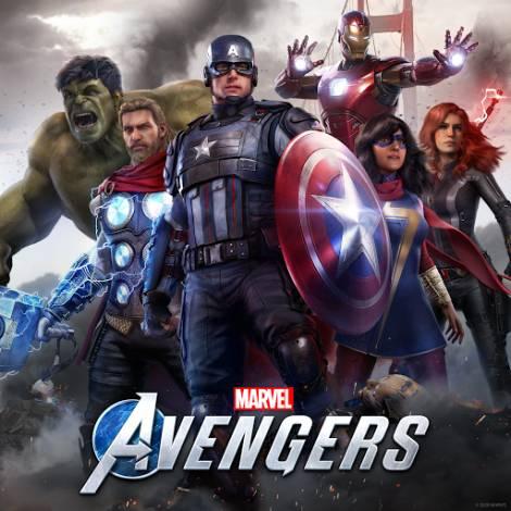 Marvel's Avengers Standard Edition  (PS5)