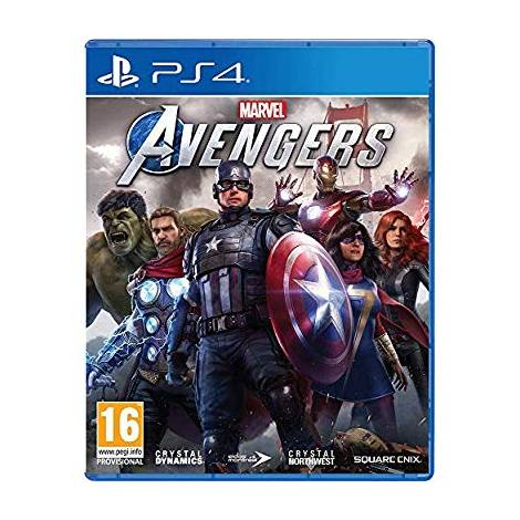 Marvel's Avengers Standard Edition  (PS4)