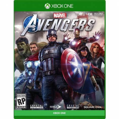Marvel's Avengers Standard Edition (Xbox One)