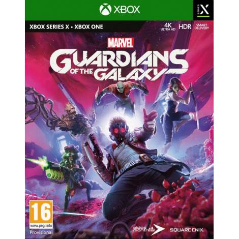 MARVEL'S GUARDIANS OF THE GALAXY (Xbox One/Series X|S)
