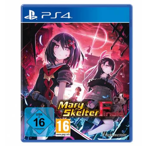 Mary Skelter Finale (Day One Edition) (PS4)