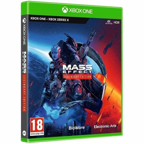 Mass Effect Trilogy Legendary Edition (Xbox One)