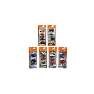 MATCHBOX CARS - SET OF 5 (RANDOM) (C1817)