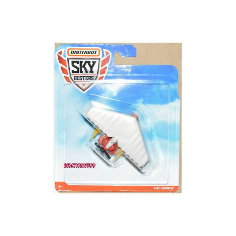 Matchbox Skybusters Planes - Aero Junior II (GDY52)