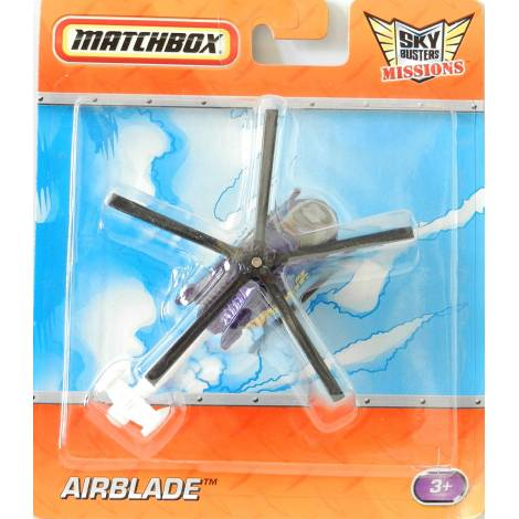 Matchbox Skybusters Planes - Airblade (GDY46)