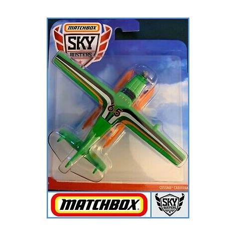 Matchbox Skybusters Planes - Cessna Caravan (GDY53)