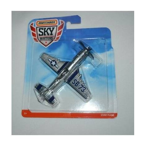 Matchbox Skybusters Planes - Stunt Plane (GDY49)