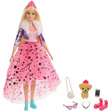 Mattel Barbie - Adventure Deluxe Princess Doll (GML76)
