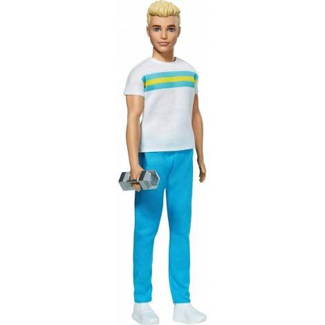 Mattel Barbie: Barbie 60th Anniversary Κούκλα Ken με Ξανθά Μαλλιά (GRB43)