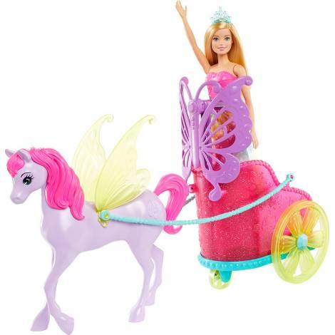 Mattel Barbie Dreamtopia - Pegasus Chariot (GJK53)