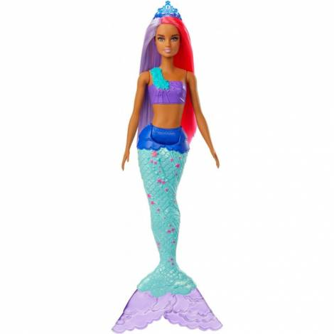Mattel Barbie: Dreamtopia - Pink And Purple Hair Mermaid Doll (GJK09)
