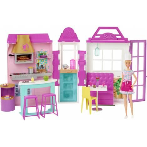 Mattel Barbie: Εστιατοριο (HBB91)