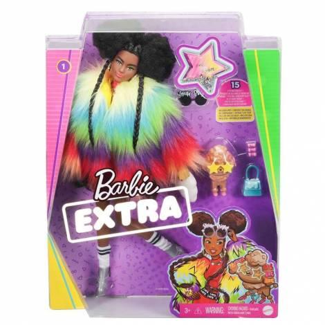 Mattel Barbie Extra: Rainbow Coat (GVR04)