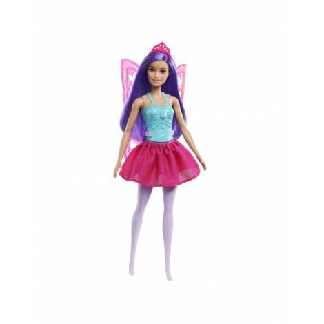 Mattel Barbie Fairy Ballet Dancer - Purple Hair Doll (GXD59)