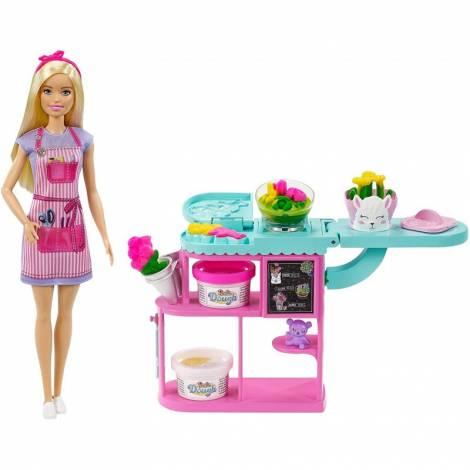 Mattel Barbie Florist Doll Playset (GTN58)