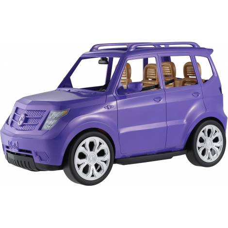 Mattel Barbie Glam Suv Vehicle - Violet (DVX58)