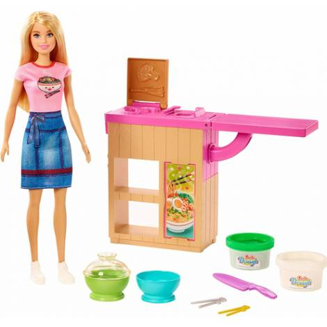 Mattel Barbie - Noodle Maker Doll and Playset (GHK43)