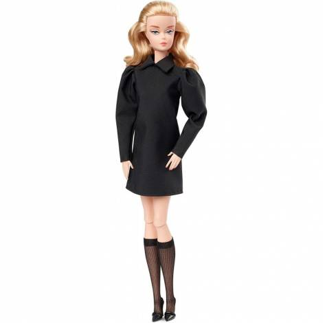 Mattel Barbie Signature- Best in Black Blonde Doll (GHT43)