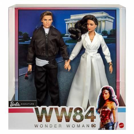 Mattel Barbie Signature: Wonder Woman 1984 Collector Doll Giftset (GJJ49)