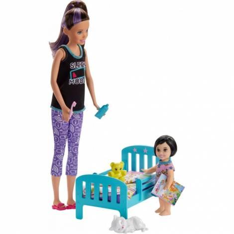 Mattel Barbie: Skipper Babysitters INC - Bedtime (GHV88)
