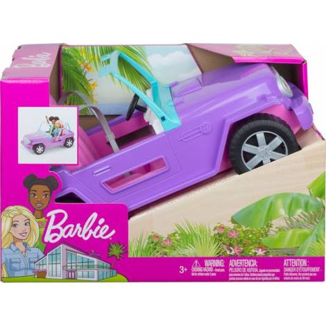 Mattel Barbie - Vehicle Jeep (GMT46)