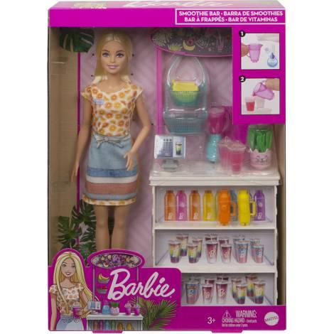 Mattel Barbie Wellness: Smoothie Bar (GRN75)