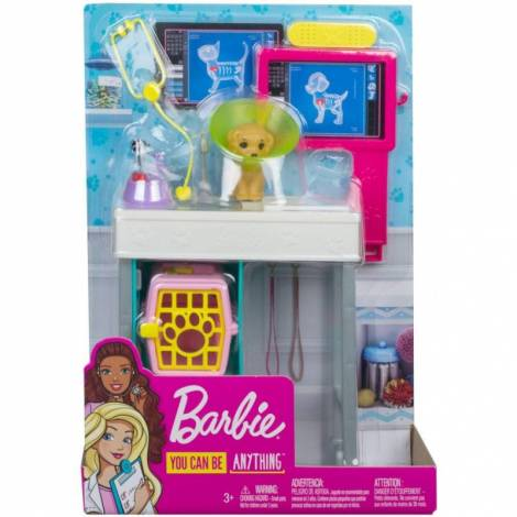 Mattel Barbie : You Can Be Anything - Music And Recording Studio Playset (GJL68)
