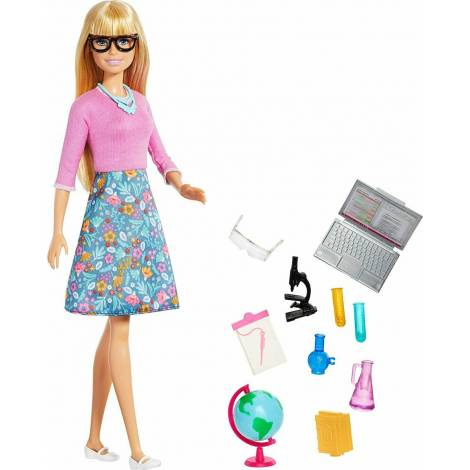 Mattel Barbie: You Can be Anything - Teacher (GJC23)