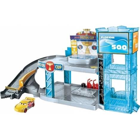Mattel Disney Cars - Florida 500 Racing Garage (FWL70)