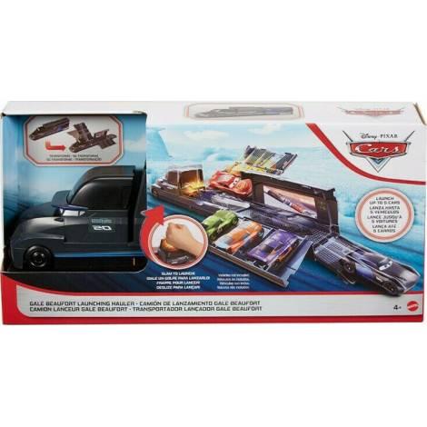 Mattel Disney Cars - Gale Beaufort Launching Hauler (GPD93)