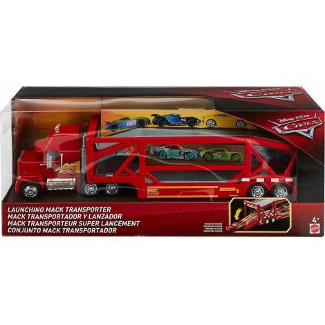 Mattel Disney Cars - Launching Mack Transporter (FPX96)