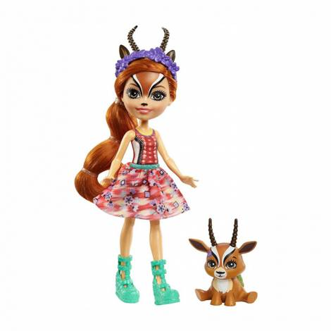 Mattel Enchantimals - Gabriela Gazelle & Racer (GTM26)