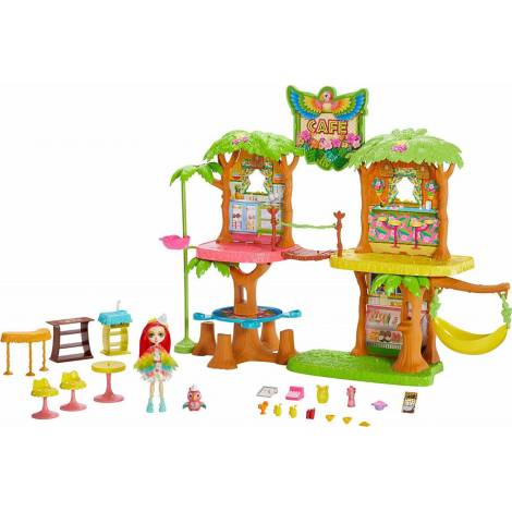 Mattel Enchantimals - Junglewood Cafe (GNC57)