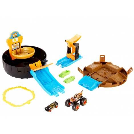 Mattel Hot Wheels: Monster Trucks - Stunt Tire (GVK48)