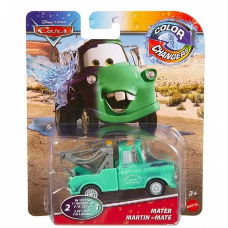 Mattel Disney Cars: Color Changers - Mater (GNY96)