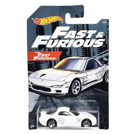 Mattel Hot Wheels - Fast Furious 95 : Mazda Rx-7 (FYY54)