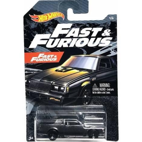 Mattel Hot Wheels - Fast Furious : Buick Grand National (FYY55)