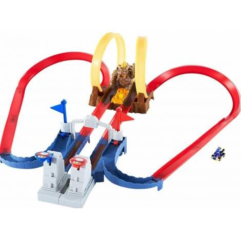 Mattel Hot Wheels: Bowsers Castle Chaos (GNM22)