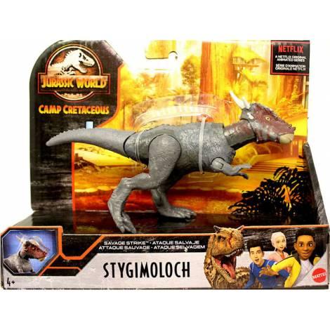 Mattel Jurassic World Camp Cretaceous: Dino Rivals Savage Strike - Stygimoloch (GVG49)
