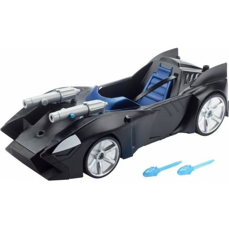 MATTEL JUSTICE LEAGUE ACTION - BATMOBILE (FDF02)
