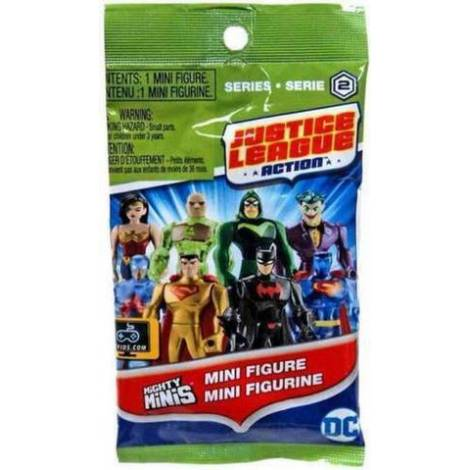 Mattel Justice League Mini Figure (FBR11) SERIE 2