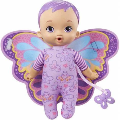 Mattel My Garden Baby : My First Baby Butterfly Purple Hair (HBH39)