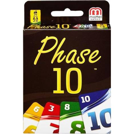 Mattel Phase 10 (FFY05)