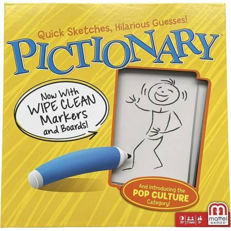 Mattel Pictionary (DKD49)
