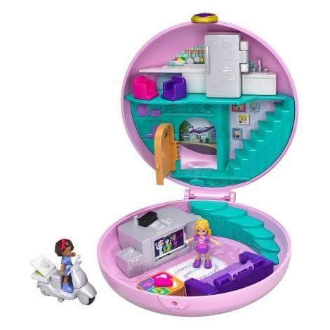 Mattel Polly Pocket Compact - Donut Pajama Party (GDK82)
