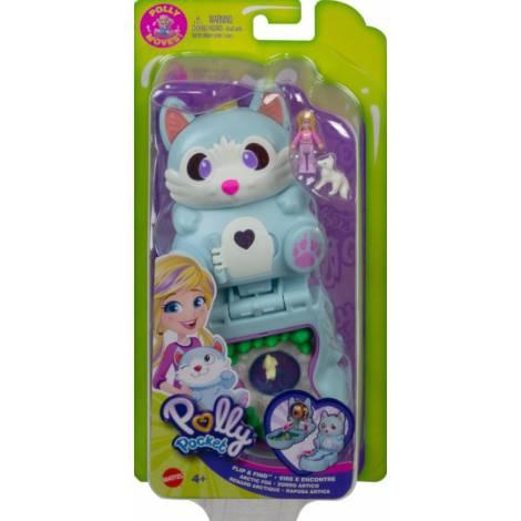 Mattel Polly Pocket: Flip & Find - Arctic Fox (GTM57)