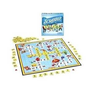 MATTEL SCRABBLE JUNIOR (IN GREEK) (Y9672)