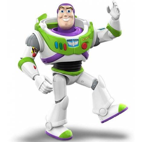 Mattel Toy Story 4 - Buzz Basic Poseable Figure (GDP69)